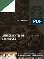 Caso Starbucks completo