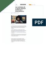 2020_OUT. Influencer Stalinista de Caetano Veloso Defende Morte de Liberais e Adversários Políticos