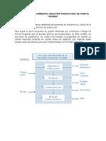 Desarrollar un plan de manejo ambiental con base en la aplicación de matrices