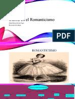 Danza en el Romanticismo (1)