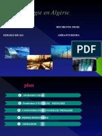 L'énergie en Algérie.pptx