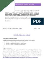 (CP) - NG5 - Convicção e Firmeza Ética (CFE)