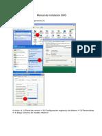 Manual de instalacion CMS con upate 20100317 (20100330) [Mod