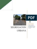segregacion urbana