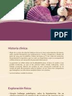 CASO 2 DIAGNÓSTICO PRECOZ - PRIMERA PARTE