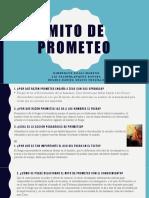 Mito de prometeo