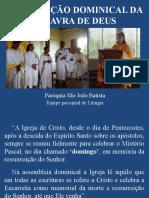 Celebração Dominical da Palavra de Deus