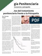 Artículo Psicopatía - Germán Vargas