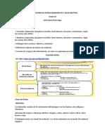 NOMENCLATURA DE ÁCIDOS Y SALES INORGÁNICAS