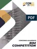 BASES DEL CONCURSO ACADÉMICO BIM COMPETITION (26-07-2020)