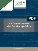 CESE_La Gouvernance des Services publics-2013-VF