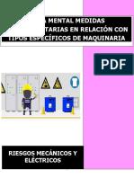 MAPA MENTAL RIESGOS MECÁNICOS Y ELÉCTRICOS 6