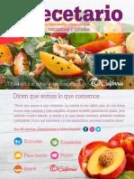 Recetario duraznos, nectarinas y ciruelas.pdf