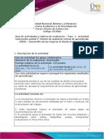 4.Guia Fase 4- Desarrollo de las mejoras al diseño instruccional