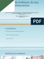 Sistema de Gobierno de una Embarcacion.pptx
