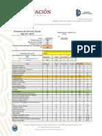 Proyecto servicio social cursos.pdf