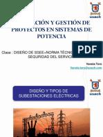 Clase x+diseño de SSEE+_NORMA TÉCNICA