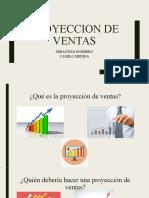 PROYECCION DE VENTAS