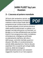 3:4 - DARK FLEET by Len Kasten ITA
