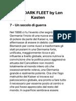 7:8 - DARK FLEET by Len Kasten ITA