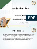 Introduccion chocolate