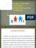 modelo de atencion en salud familiar