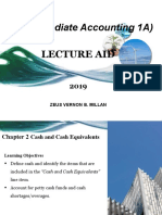 CHAPTER 2-CASH AND CASH EQUIVALENTS