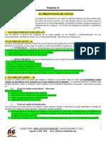 Finanzas II (Presupuesto)