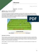 foot-entrainements.fr-Exercice Renverser et Renverser