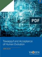 Tawaqquf and Acceptance of Human Evolution - David Jalajel (1).pdf