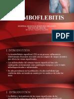 TROMBOFLEBITIS.pptx