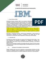 Desarrollo Caso IBM Proyecto