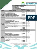 octubre noviembre LISTA DE ASISTENCIA Y ACTIVIDADES OCT - NOV corregido