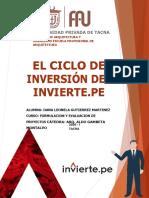 CICLO DE INVERSION INVIERTE .PE _DANA GUTIERREZ