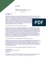 b. Rubia vs GSIS, GR No 151439, June 21, 2004