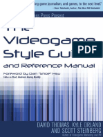The Video Game Style Guide and Reference Manual.pdf