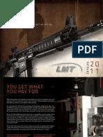 2011 LMT Catalog