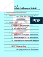 Lecture 16 - Standards on Auditing (SA 300 and 315)