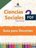 2° Guía del Docente CCSS