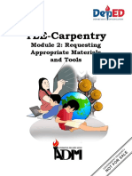 RO- TLE 7 8 Carpentry Module 2