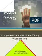 1.Setting Product Strategy