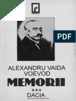 Alexandru Vaida Voevod - Memorii  vol 3.pdf