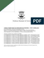 3. Código Tributário do Município de Teresina