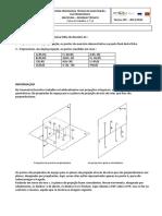 F12- Ficha de trabalho representação do ponto