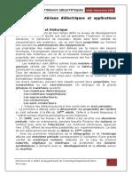 Partie I-Matériaux diélectriques