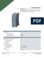 Communication GSM-GPRS module