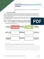 1.1.3.11 Lab - Draw a Process Diagram