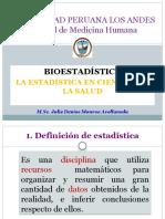 1. Estadistica en Ciencias de la Salud - M. Sc. Julie Denise Monroe Avellaneda.pptx