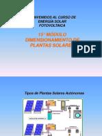 14°  MÓDULO Dimensionamiento de plantas solares (1)