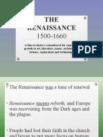 THE RENAISSANCE HPS.ppt